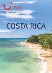Portada Tui Ambassador Costa Rica Hasta 31marzo 21